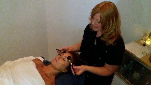 massage ontspanning