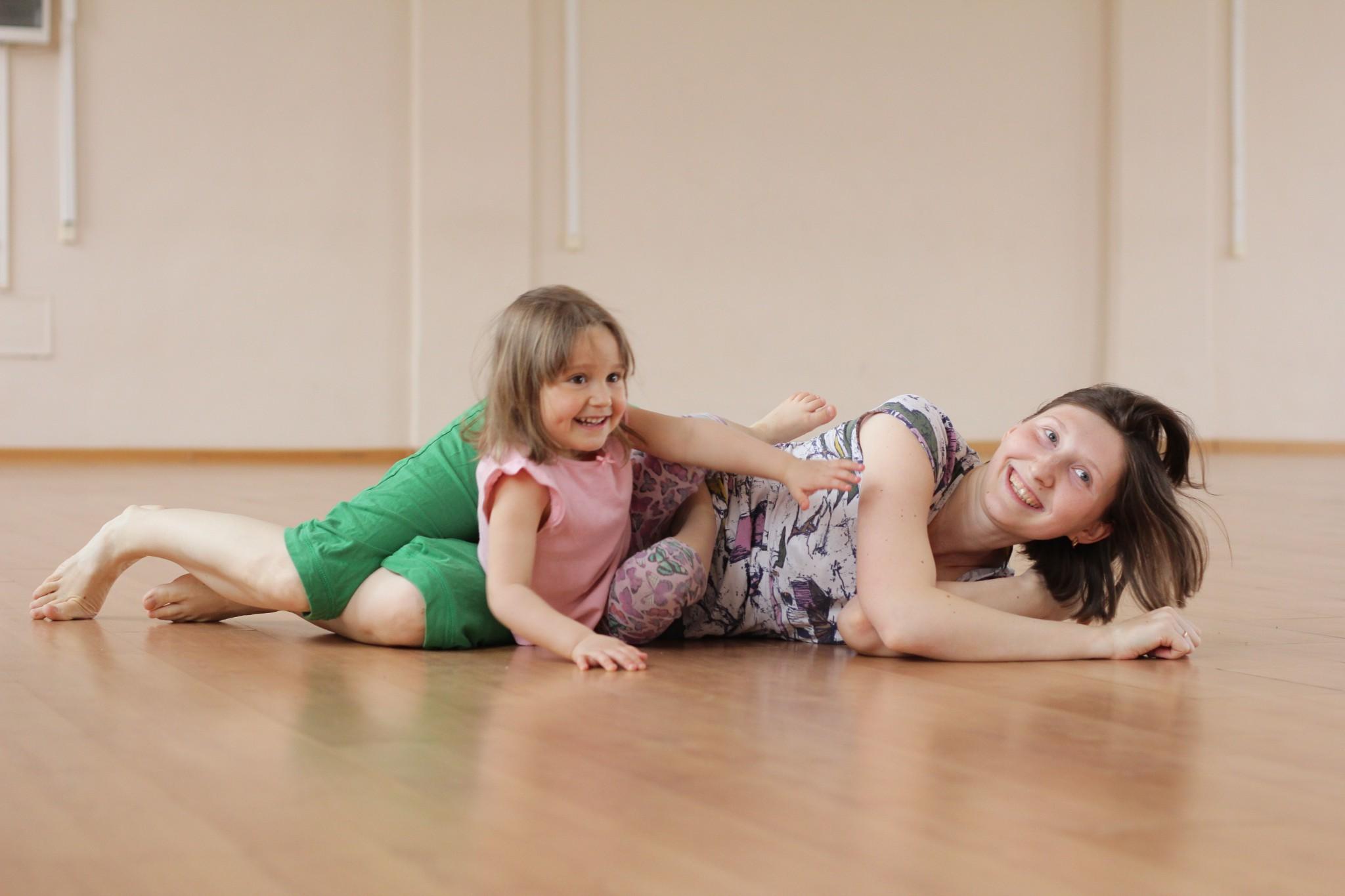 Ouder Kind Yoga
